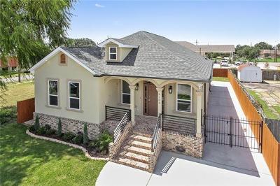 Single Family Home For Sale: 6108 Marigny Street