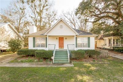 Madisonville Single Family Home For Sale: 102 Woods Drive