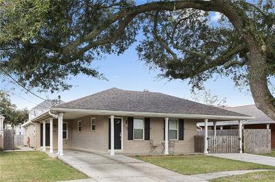 New Orleans Multi Family Home For Sale: 419 39th Street