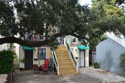 Multi Family Home For Sale: 1922 Adams Street #A