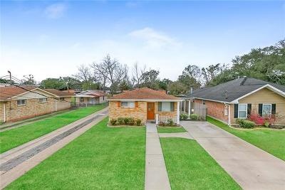 River Ridge, Harahan Single Family Home For Sale: 318 Colonial Club Drive