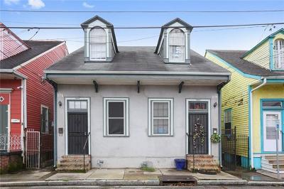 New Orleans Multi Family Home For Sale: 1512 St Ann Street