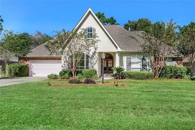 Single Family Home For Sale: 2413 Bluff Court