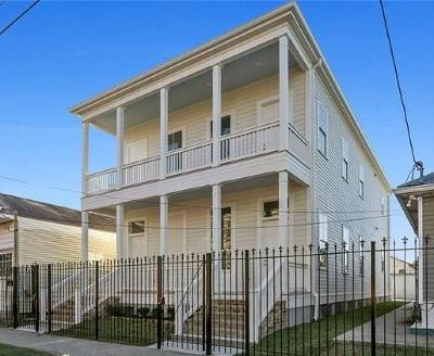 New Orleans Multi Family Home For Sale: 2328 Valence Street #2328