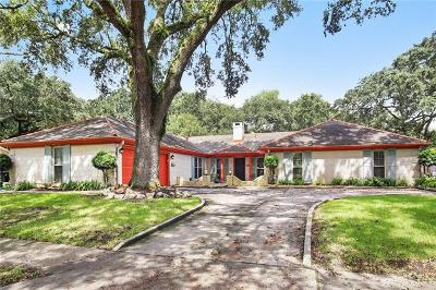 Single Family Home For Sale: 5726 Durham Drive