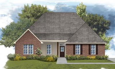 Covington Single Family Home For Sale: 1112 Oak Alley Boulevard