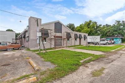 Kenner Single Family Home For Sale: 1400 Reverend Richard Wilson Drive