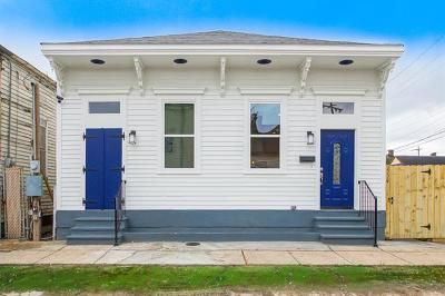 Single Family Home For Sale: 2724 First Street