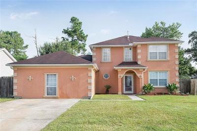 Slidell Single Family Home For Sale: 2157 Wellington Lane