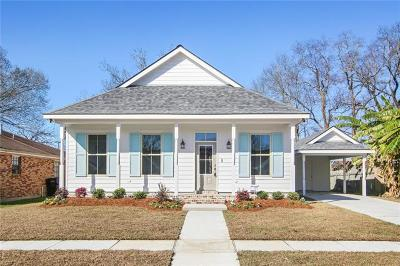 Single Family Home For Sale: 1801 Rivertree Court