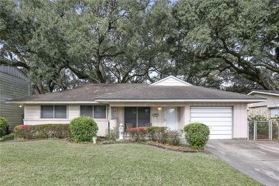 Single Family Home For Sale: 325 West Tish Drive