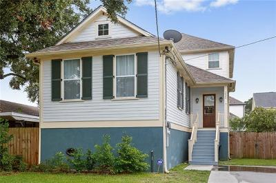 New Orleans Single Family Home For Sale: 230 30th Street