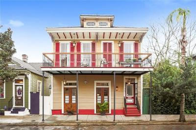 New Orleans Single Family Home For Sale: 913 Spain Street