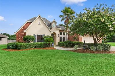 Slidell Single Family Home For Sale: 309 Autumn Lakes Road