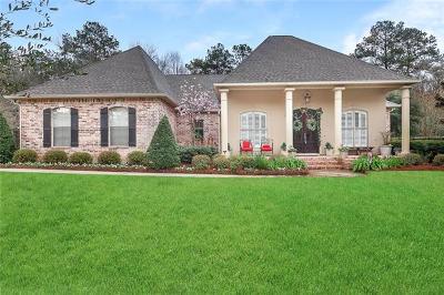 Madisonville LA Single Family Home For Sale: $393,225