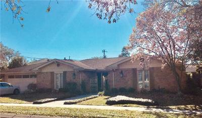 Metairie Single Family Home For Sale: 5012 Haring Court
