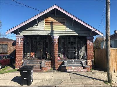 Jefferson Parish, Orleans Parish Multi Family Home For Sale: 1829 Frenchman Street