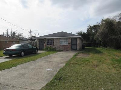 New Orleans Multi Family Home For Sale: 1025 Pacific Avenue