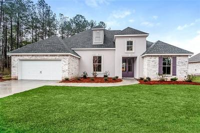 Madisonville Single Family Home For Sale: 509 Silver Oak Drive