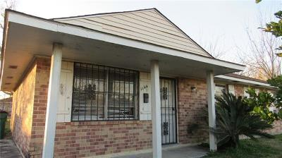 Single Family Home For Sale: 1144 King Drive