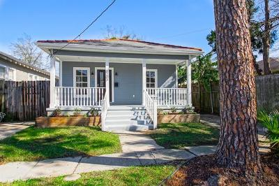 Single Family Home For Sale: 6203 S Rocheblave Street