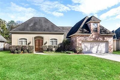 Madisonville LA Single Family Home For Sale: $299,900