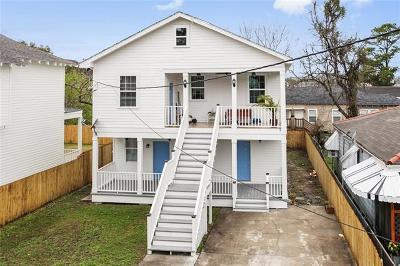 New Orleans Multi Family Home For Sale: 2724 Upperline Street