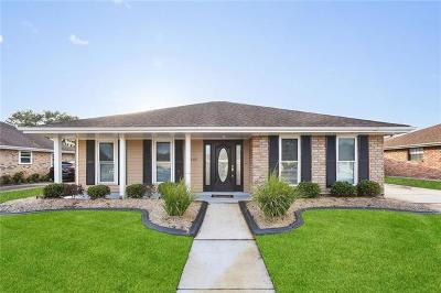 Kenner Single Family Home For Sale: 3315 Grandlake Boulevard