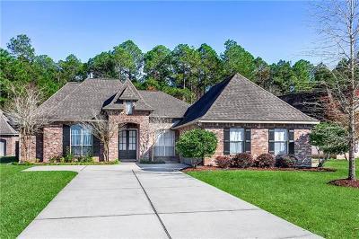 Madisonville LA Single Family Home For Sale: $309,900