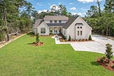 Covington Single Family Home For Sale: 1689 Ox Bow Lane