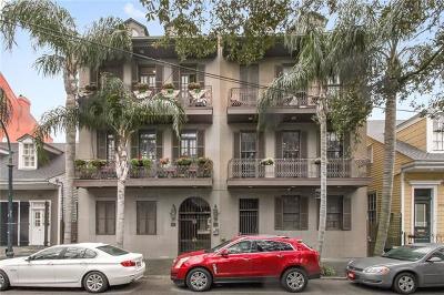 New Orleans Multi Family Home For Sale: 1029 Esplanade Avenue #6