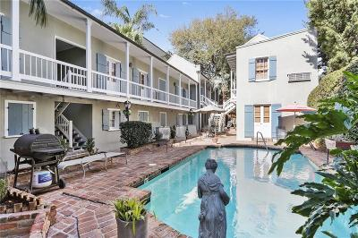 French Quarter Multi Family Home For Sale: 617 Dauphine Street #13
