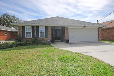 Metairie Single Family Home For Sale: 4628 Loveland Street