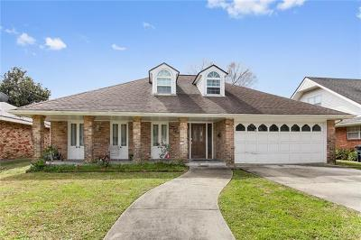 Single Family Home For Sale: 4624 Alphonse Drive