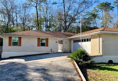 Slidell Single Family Home For Sale: 107 Kempsey Court
