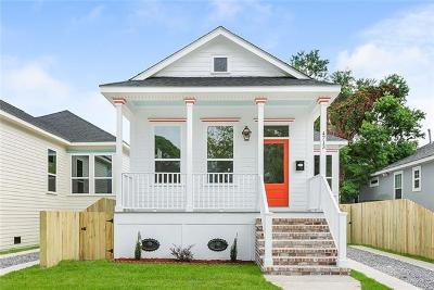 New Orleans Single Family Home For Sale: 4713 New Orleans Street