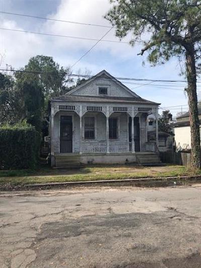 New Orleans Multi Family Home For Sale: 8226 Burthe Street