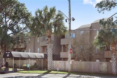 New Orleans Multi Family Home For Sale: 318 Lake Marina Drive #204