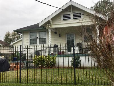 Single Family Home For Sale: 3212 Milan Street