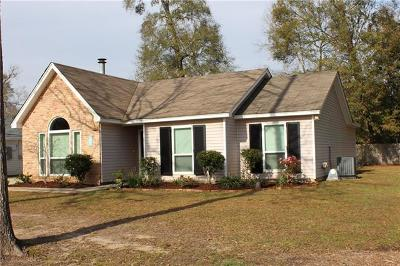 Single Family Home For Sale: 1317 Orleans Street