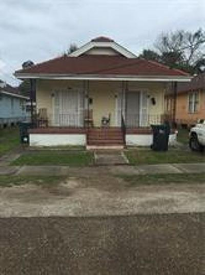 Single Family Home For Sale: 8735-37 Marks Street