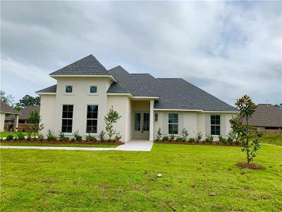 Madisonville Single Family Home For Sale: 525 Silver Oak Drive