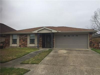 Single Family Home For Sale: 7331 Cranbrook Drive