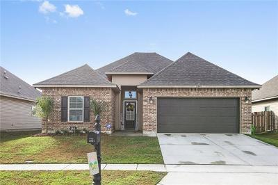 Single Family Home For Sale: 2641 Watergate Way