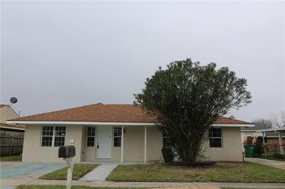 Single Family Home For Sale: 1240 Martin Drive