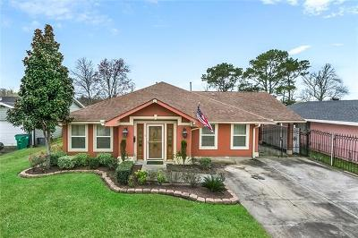 Westwego Single Family Home For Sale: 121 Dexter Drive