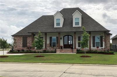 Slidell Single Family Home For Sale: 1282 Cutter Cove