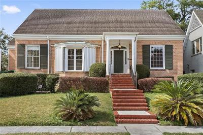 Single Family Home For Sale: 4134 Vincennes Place