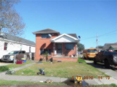 New Orleans Single Family Home For Sale: 2401 Spain Street