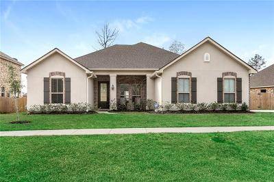 Madisonville Single Family Home For Sale: 633 Pine Grove Loop